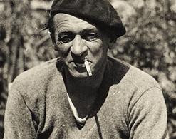 Blaise Cendrars en 1931